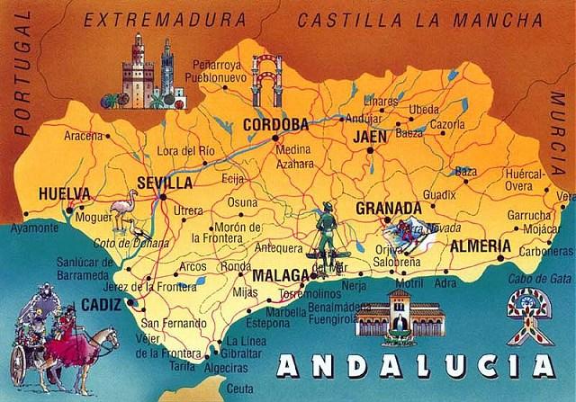 Андалусии