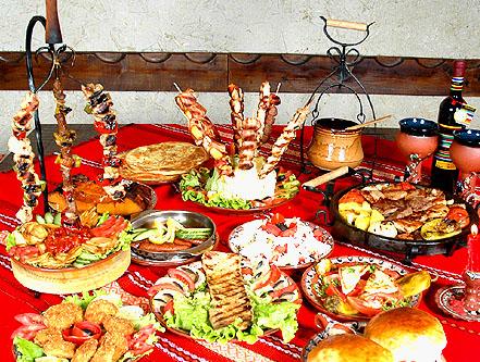 Кухня Румынии