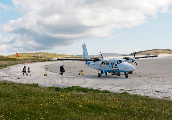 Аэропорт «Барра», Шотландия