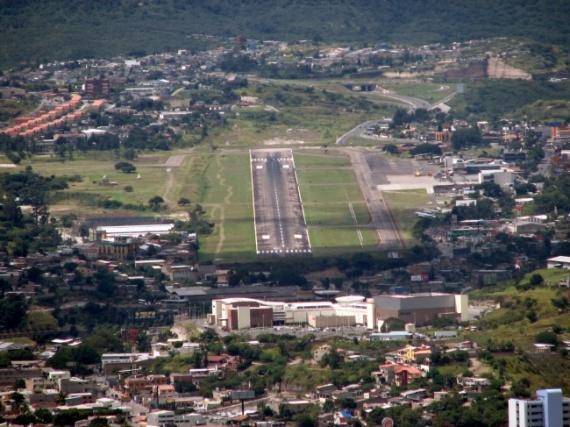Аэропорт «Тонконтин», Гондурас