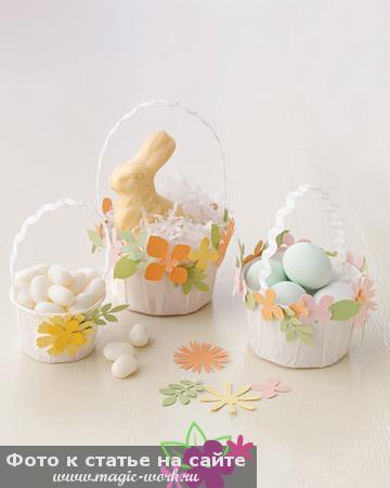 Гнездо с конфетами7