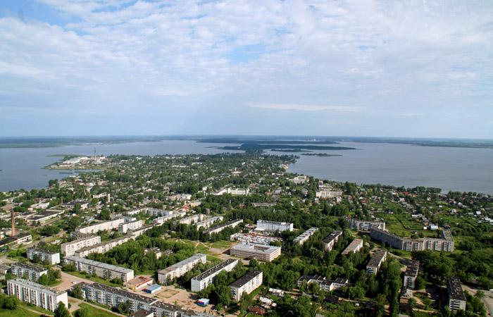 Город Осташков