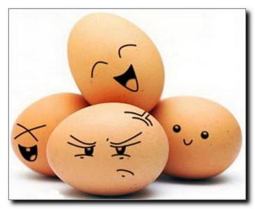 Волшебная сила – в яйце