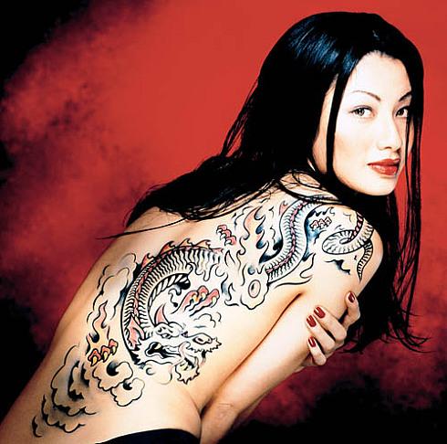 Мистическое влияние татуировок на жизнь человека