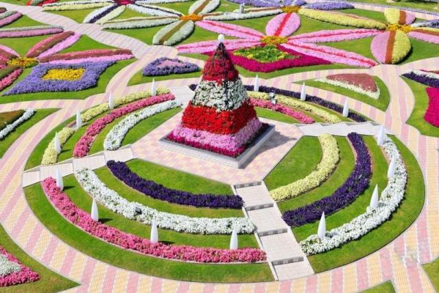 восхитительному «Саду чудес»2