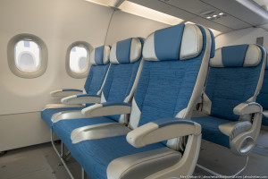 Идеальное место в самолете