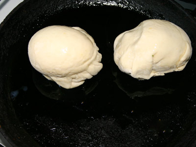 Фаршированные яйца в слоеном тесте2