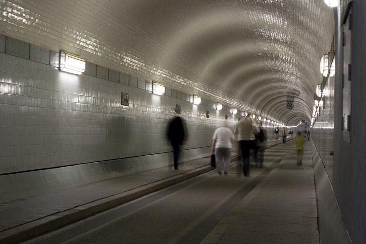 gamgur tuneli pesehodnii