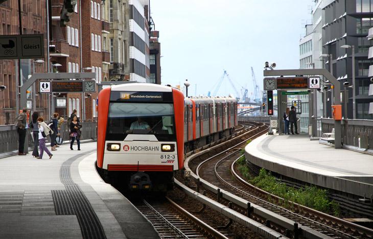 metro gamburga
