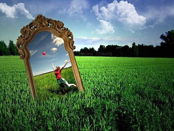 Правдивое зеркало.