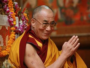 Далай - лама 14-й.