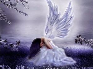 Общение с Ангелом.