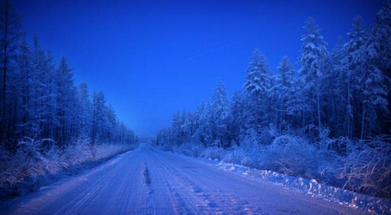 российской деревне Оймякон2