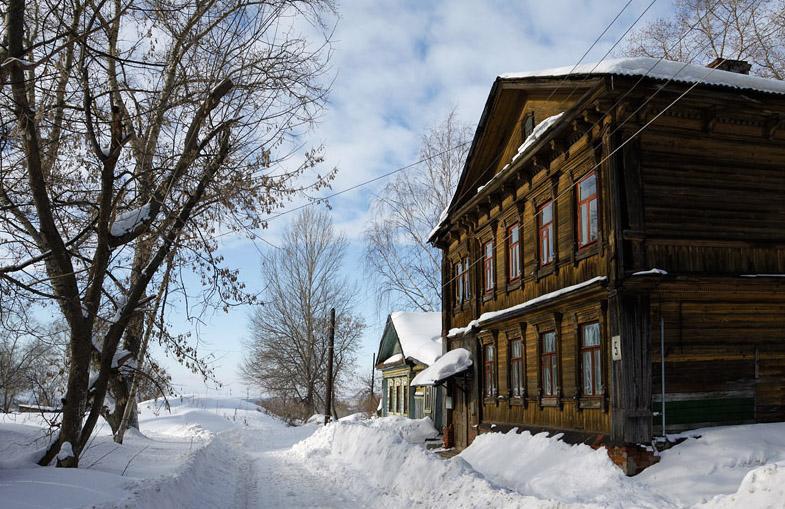 Старый город Нижнего Новгорода1