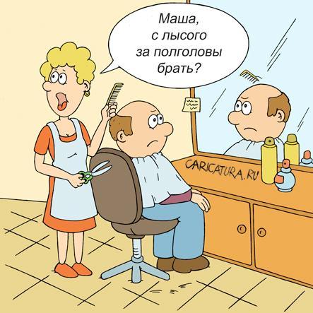 карикатура lisii