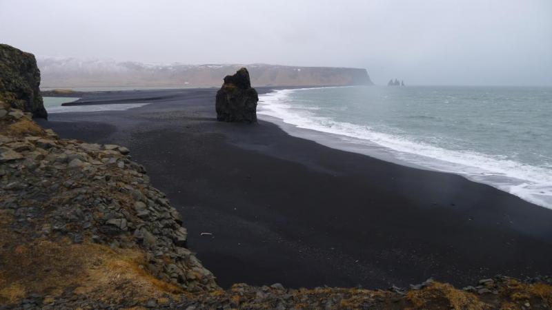 «Вик-Бич», Исландия