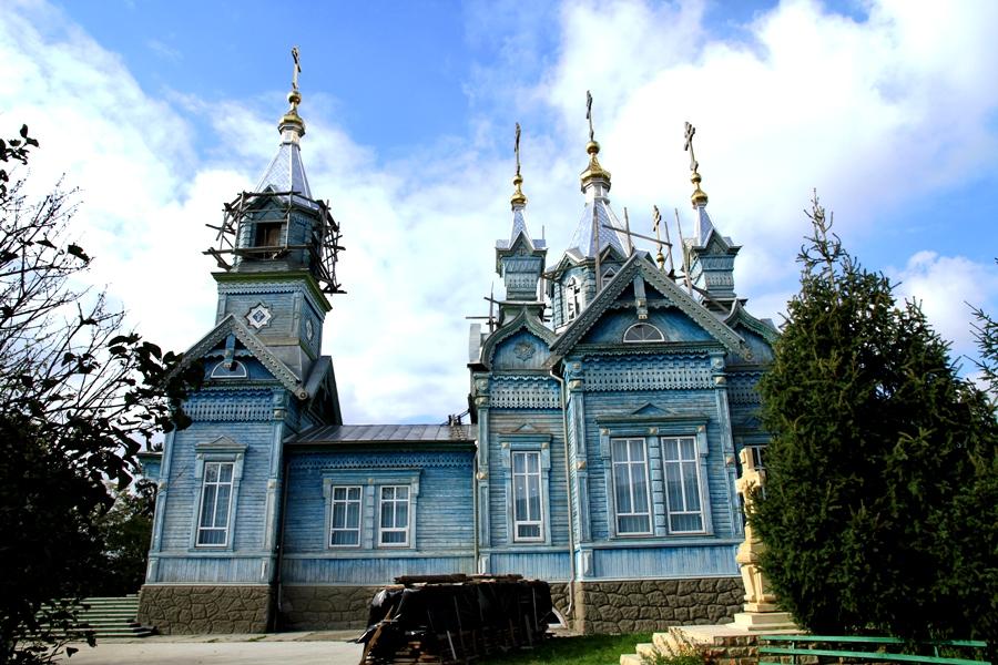 Собор Святого Николая balti