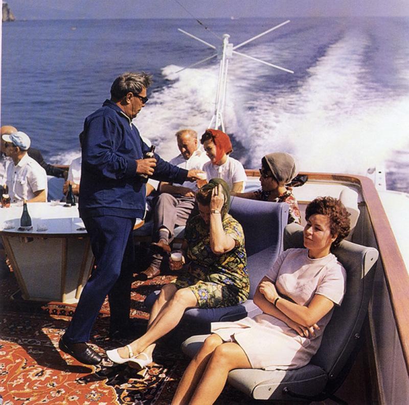 brejnev v krimu progulka na katere 1973