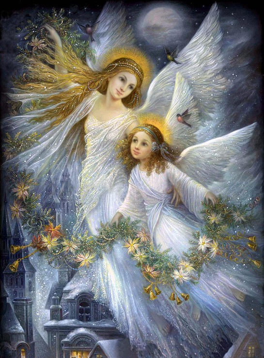angel hraniteli